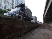 Tin tức trong ngày - Hà Nội xén thảm cỏ, vỉa hè mở rộng đường như thế nào?