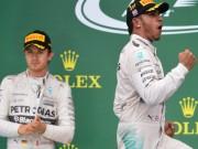 """Thể thao - Lộ video Rosberg """"thái độ"""" sau chức vô địch của Hamilton"""