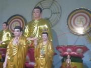 An ninh Xã hội - Tượng Phật hơn 200 năm tuổi, nặng 100kg bị mất trộm