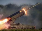 """Thế giới - Sức mạnh """"kẻ hủy diệt"""" TOS-1A Nga vừa triển khai tại Syria"""