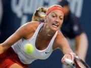 Thể thao - WTA Finals ngày 2: Kvitova nhận thất bại mở màn