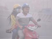 """Tin tức trong ngày - """"Bão"""" bụi khiến người Sài Gòn khốn khổ"""