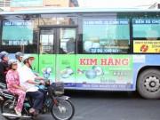 """Tin tức trong ngày - Bắt đầu """"hái tiền"""" từ xe buýt!"""