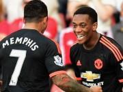 Bóng đá - Depay và Martial có thể đạt tới đẳng cấp của Ronaldo
