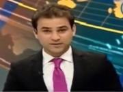 Afghanistan: MC bỏ chạy khỏi truyền hình trực tiếp vì động đất