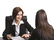 Cẩm nang tìm việc - Tham gia phỏng vấn – tại sao không?