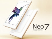 Điện thoại - Ra mắt Oppo Neo 7 thiết kế đẹp, giá hấp dẫn