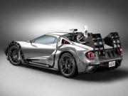"""Ô tô - Xe máy - Lạ mắt với thiết kế """"cỗ máy thời gian"""" Ford GT concept"""