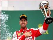 Thể thao - Phía sau vạch đích US GP: Vettel vẫn chiến đấu (P2)