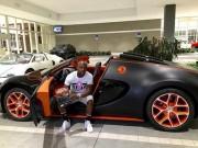 Thể thao - Mayweather tậu siêu xe, phớt lờ Pacquiao