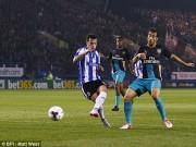 Bóng đá - Sheffield Wednesday - Arsenal: 3 cú đấm choáng váng
