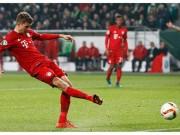 """Bóng đá - Wolfsburg - Bayern Munich: """"Sát thủ"""" đáng sợ"""