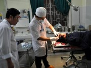 An ninh Xã hội - Quảng Ngãi: Côn đồ xông vào bệnh viện chém người