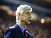 """Bóng đá - Arsenal thua sốc vì Wenger dùng """"nhầm"""" đội hình"""