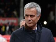 Bóng đá - Chelsea dừng bước, Mourinho trút giận lên báo giới