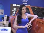 Ô tô - Xe máy - Triển lãm Motor Show 2015: Đã mắt với 150 mẫu xe ô tô