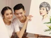 Phim - Lý Nhã Kỳ mời họa sĩ 15 tuổi vẽ tranh Xa Thi Mạn