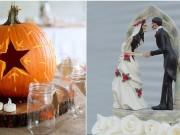 Thời trang - Gợi ý cho đám cưới mang phong cách Halloween ấn tượng