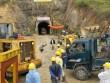 Tiếp tục thi công thủy điện từng sập hầm làm 12 người mắc kẹt