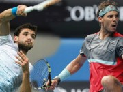 Thể thao - Nadal – Dimitrov: Thành quả khó nhọc (V2 Basel Open)