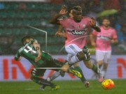 Bóng đá - Sassuolo – Juventus: Vị đắng chát khó nuốt