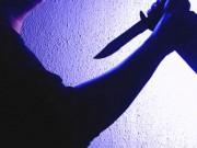 An ninh Xã hội - Dùng dao đâm cảnh sát trong lúc lấy lời khai