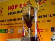Bóng đá - 500 triệu đồng cho đội vô địch BTV Cup 2015