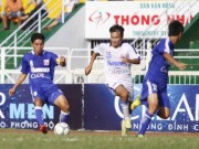 Bóng đá - Chi tiết U21 An Giang - U21 Bình Định: Người hùng trong khung gỗ (KT)