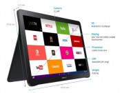 Samsung ra mắt máy tính bảng màn hình siêu  khủng