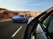 Ô tô - Xe máy - Honda Acura NSX 2017 lấy gì thách thức Ferrari và Lamborghini?