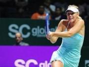 Thể thao - Sharapova – Pennetta: Bản lĩnh cao cường