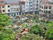 Tin tức trong ngày - Ảnh: Những nghĩa địa lọt thỏm giữa phố phường Hà Nội