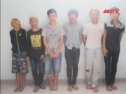 Video An ninh - Du khách nước ngoài bị cướp chém ở TP.HCM