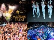 Địa điểm đi chơi Halloween 2015 ma quái ở Hà Nội
