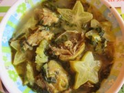Ẩm thực - Thịt gà nấu khế dân dã mà ngon
