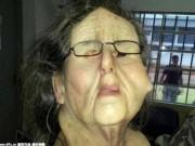 Thế giới - Trùm ma túy Brazil hóa trang thành bà già để vượt ngục