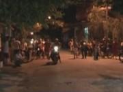 Video An ninh - Chém chết người sau va chạm giao thông