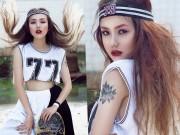 Em gái ca sĩ Phương Linh hóa  nữ hoàng nổi loạn