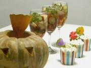 Hai món tráng miệng hấp dẫn cho bữa tiệc Halloween