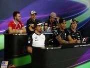 Thể thao - F1, Mexican GP 2015: Hưng phấn dưới làn gió mới