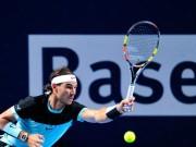 Thể thao - Nadal – Cilic: Ngược dòng ấn tượng (Tứ kết Basel Open)