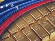Tài chính - Bất động sản - Cạn kiệt tiền, Venezuela phải bán vàng để trả nợ