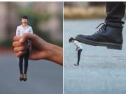 """Bạn trẻ - Cuộc sống - Bộ ảnh """" Đừng bạo hành"""" khiến người xem suy ngẫm"""