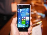 Trên tay smartphone giá rẻ Lumia 550