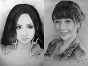 Bạn trẻ - Cuộc sống - 9x Sài thành có biệt tài vẽ tranh đẹp hút hồn
