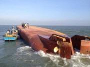 Tin tức trong ngày - Tàu chìm ở Cần Giờ: Cuộc tìm kiếm gặp bế tắc