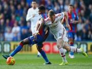 Bóng đá - Crystal Palace - MU: Vận may không đến