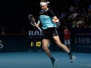 Thể thao - Nadal – Gasquet: Bản lĩnh hơn người