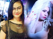 Thời trang - Giới trẻ Hà Nội hóa trang lạ mắt trong lễ hội ma quỷ