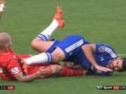 Bóng đá - Lại chơi thô bạo, Diego Costa đối mặt án treo giò